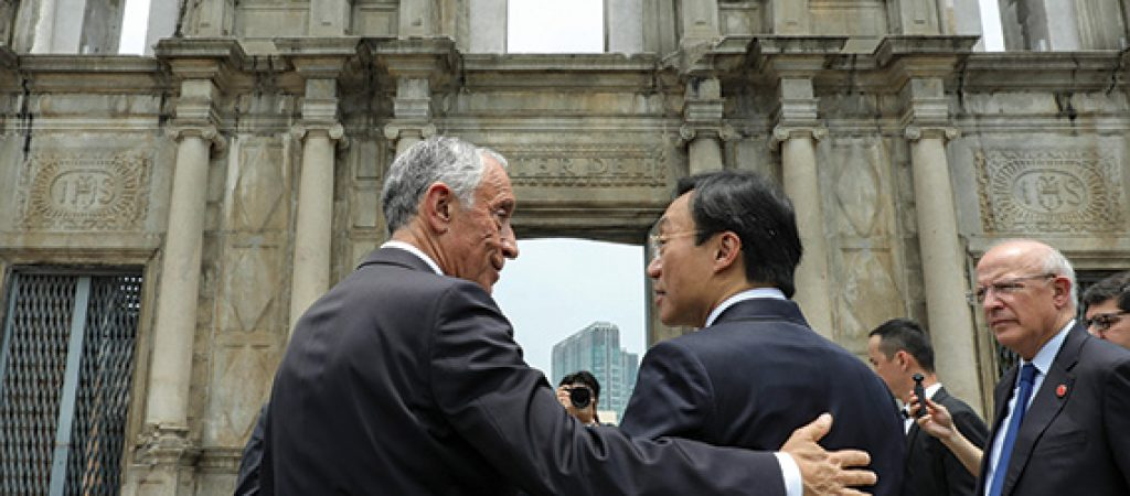 Visita de Estado do Presidente da República, Marcelo Rebelo de Sousa à República Popular da China