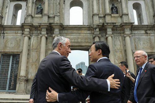 Visita de Estado do Presidente da República, Marcelo Rebelo de Sousa à República Popular da China