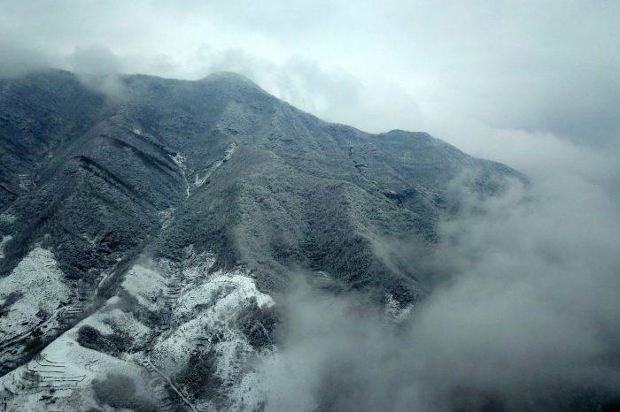 CHINA-HEBEI-TAIHANG MOUNTAIN-SNOW (CN)