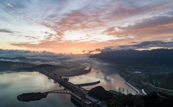 #CHINA-HUBEI-THREE GORGES DAM-VIEW (CN)