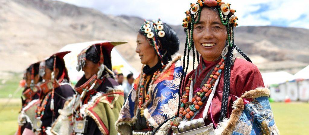 CHINA-TIBET-ALI-BURANG CLOTHES (CN)