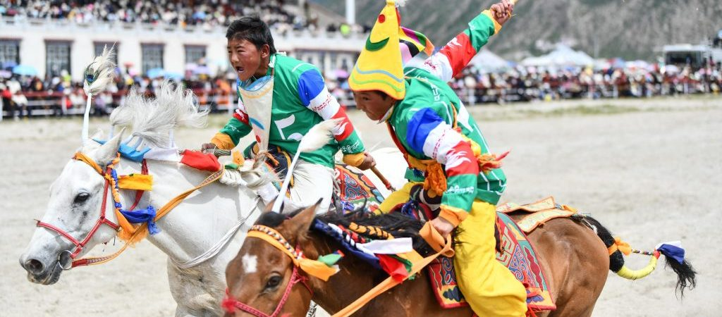 (SP)CHINA-DAMXUNG-HORSE RACING (CN)