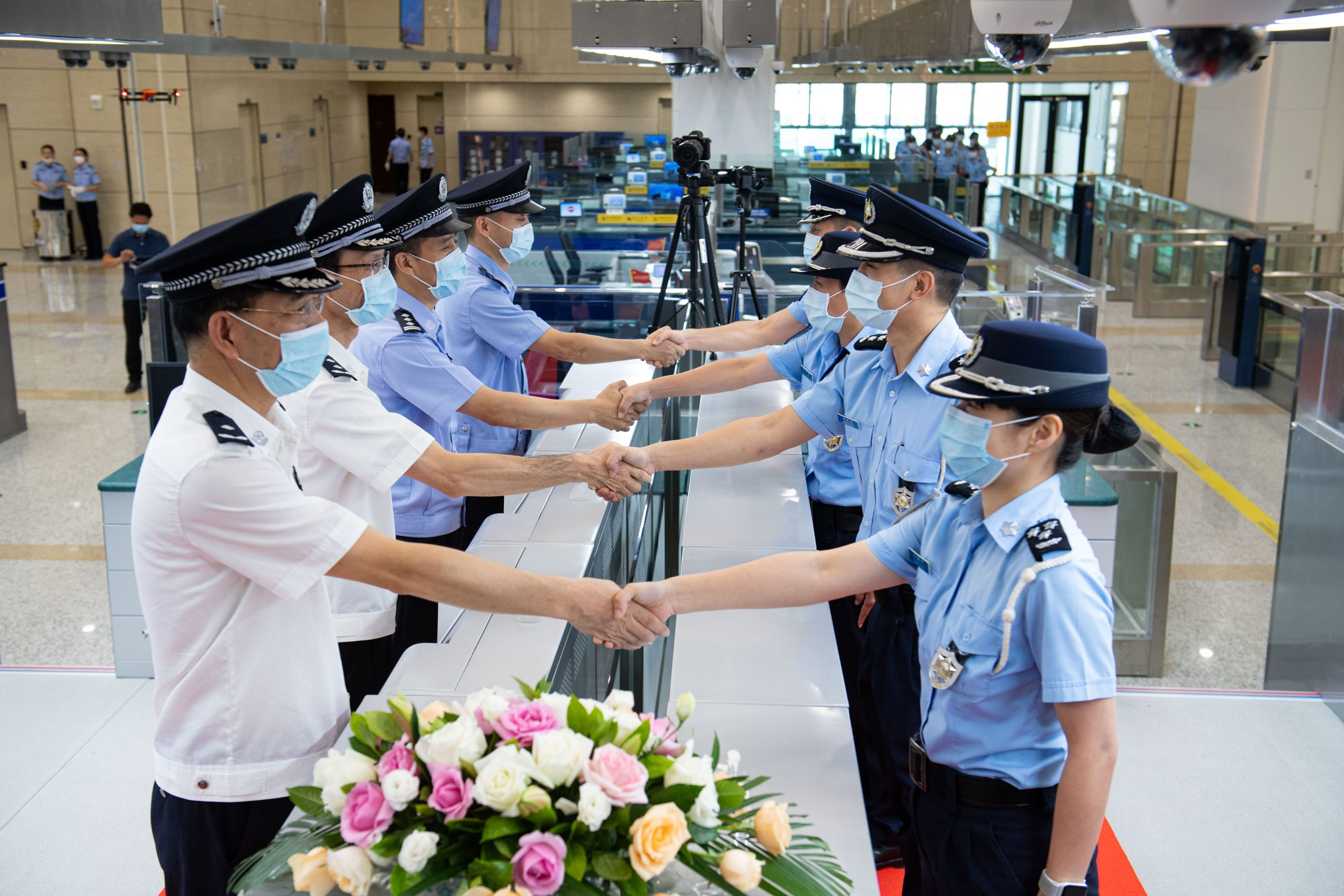 CHINA-ZHUHAI-MACAO-NEW HENGQIN PORT (CN)