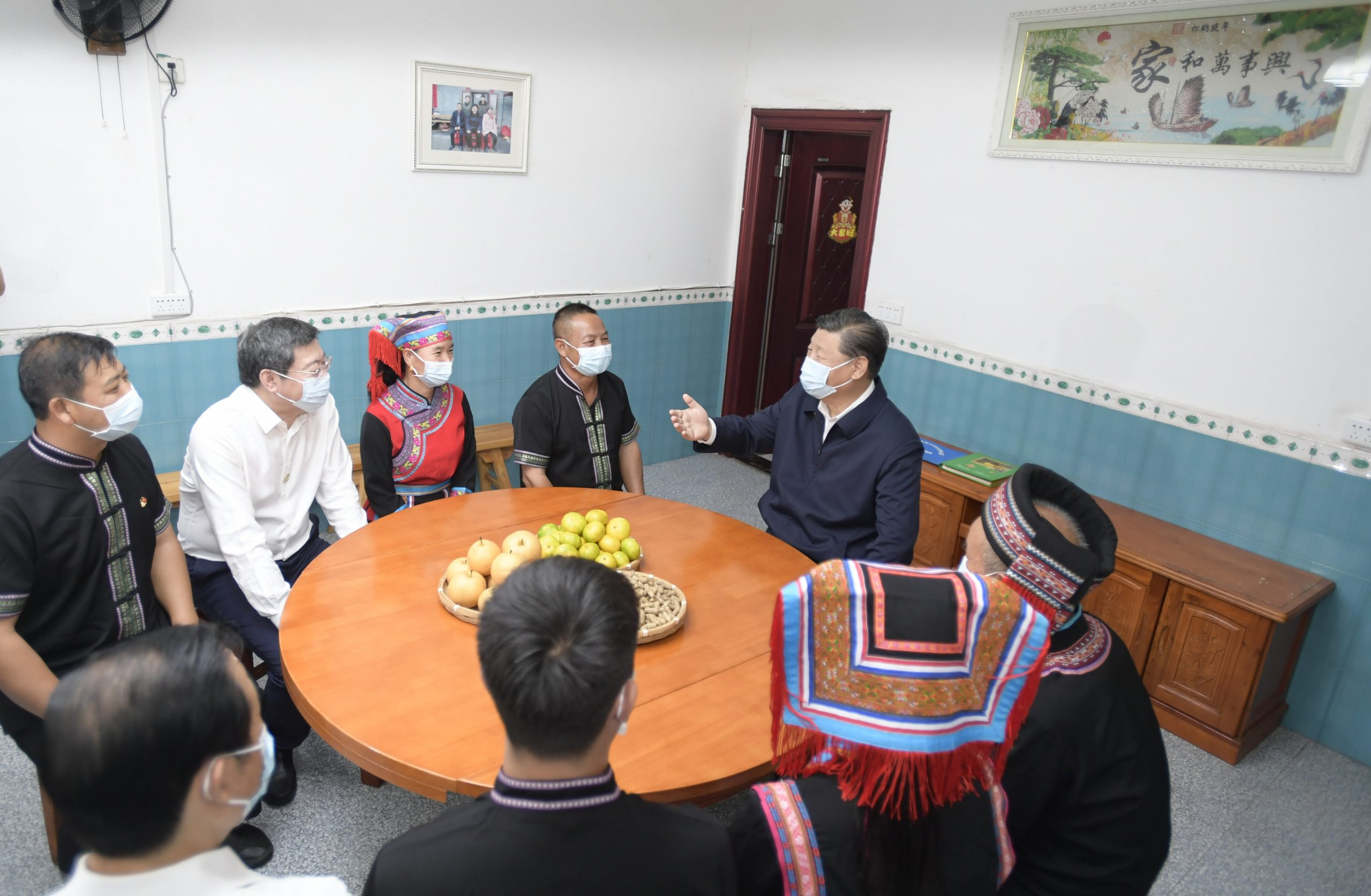 CHINA-HUNAN-XI JINPING-INSPECTION (CN)