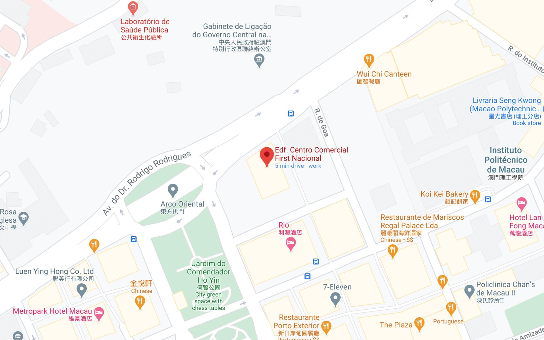 MM Google Map Location