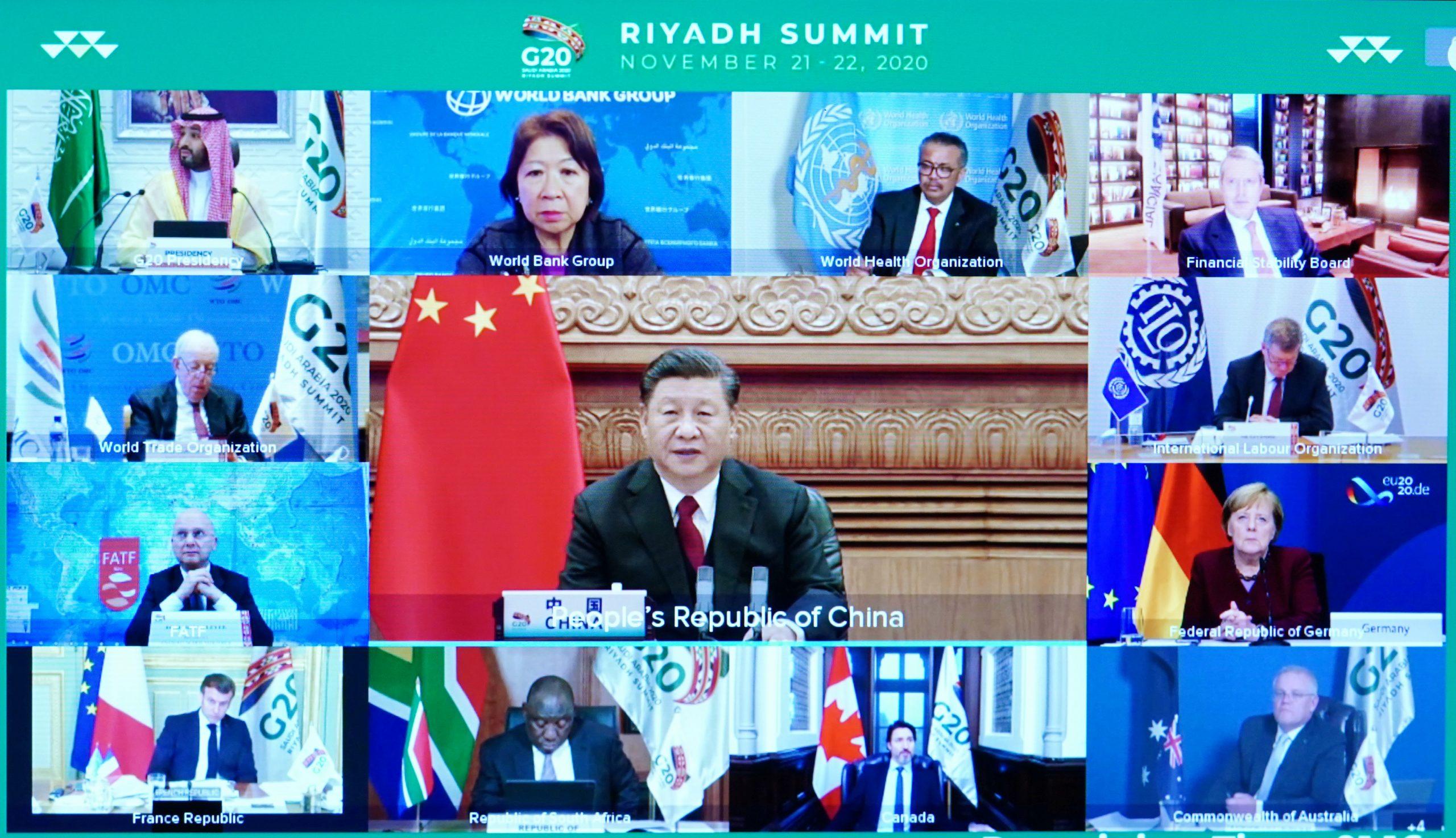 CHINA-BEIJING-XI JINPING-G20 LEADERS' SUMMIT-SESSION II (CN)