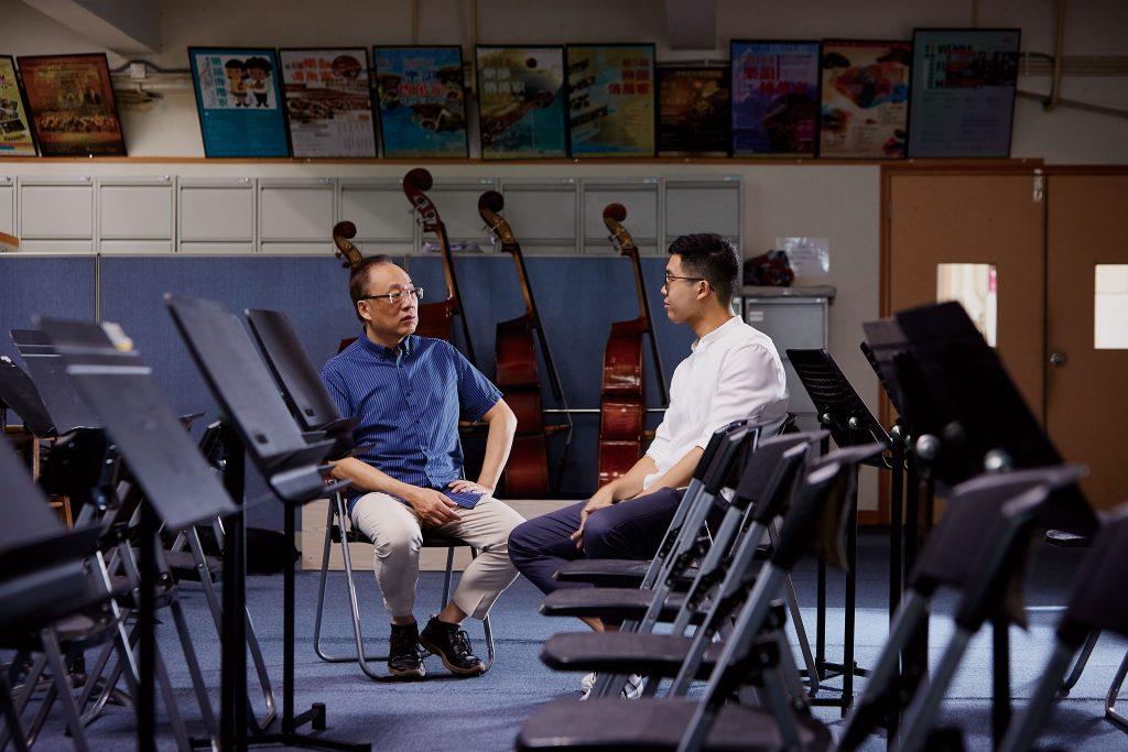 Hoi Kin Wa and Hoi Yan Lok
