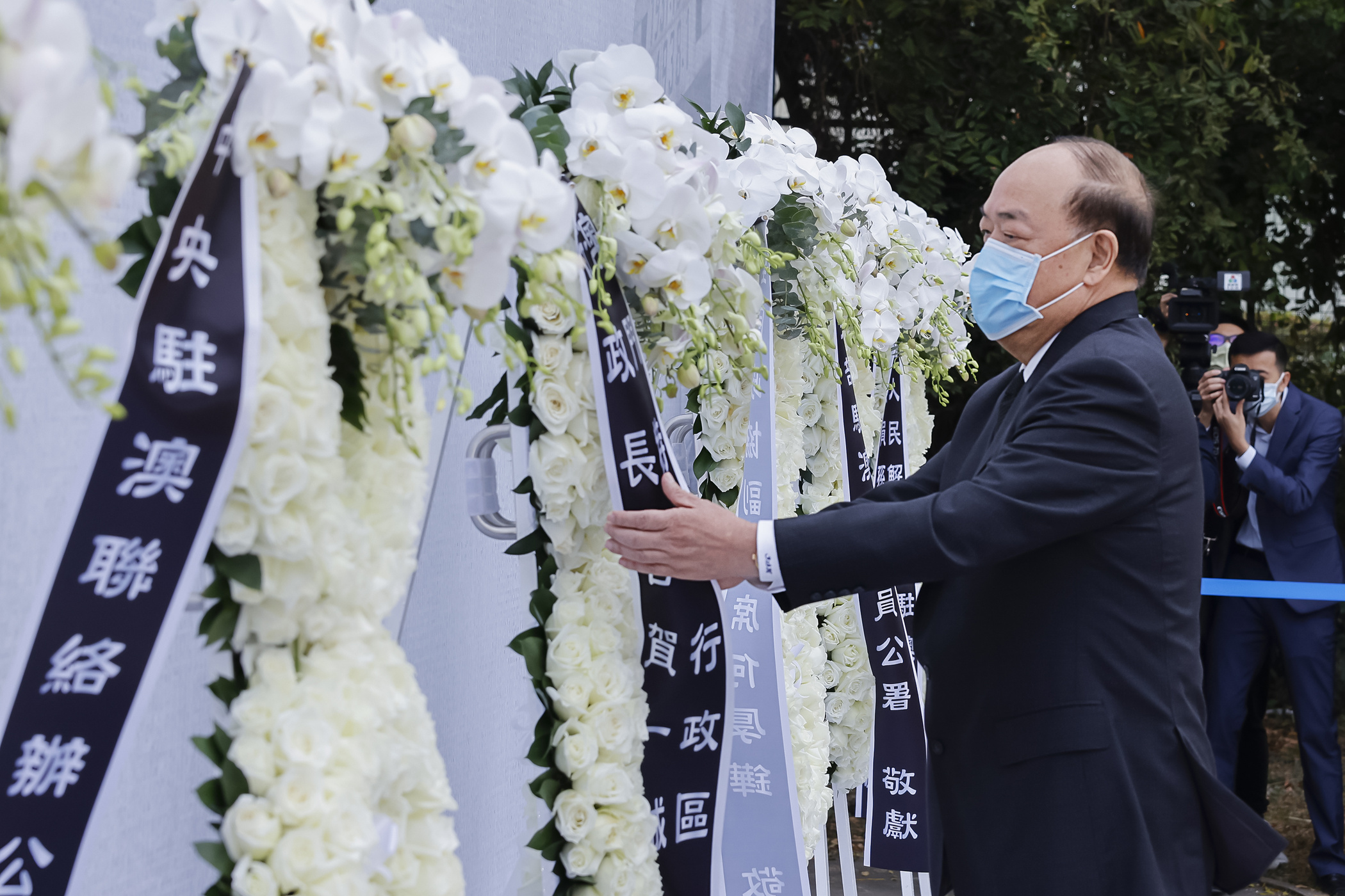 CHINA-MACAO-NANJING MASSACRE-COMMEMORATION (CN)