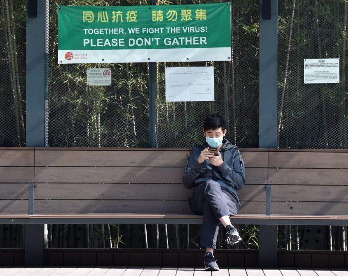 CHINA-HONG KONG-COVID-19-CASES(CN)