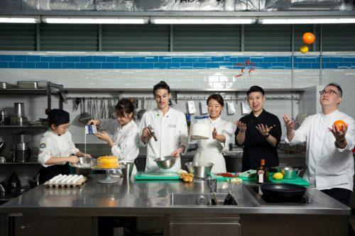 young chefs Macau