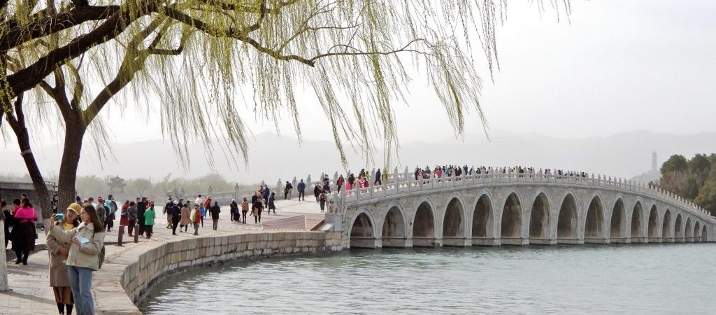 CHINA-BEIJING-SPRING-SUMMER PALACE-SCENERY (CN)