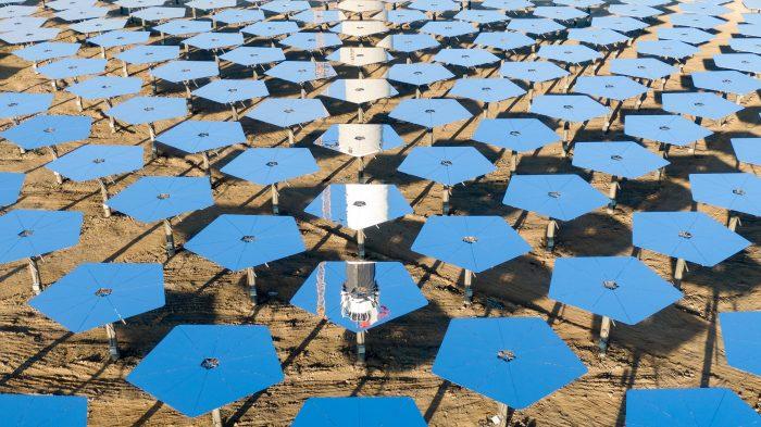 Xinhua Headlines: Solar, wind energy boom powers China's carbon-neutral drive