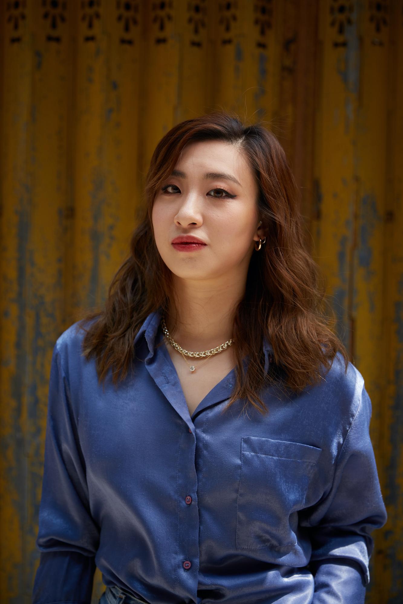 Vivian Lu, stage designer, owner of Vivian Lu Design Limited and co-owner of We Create International