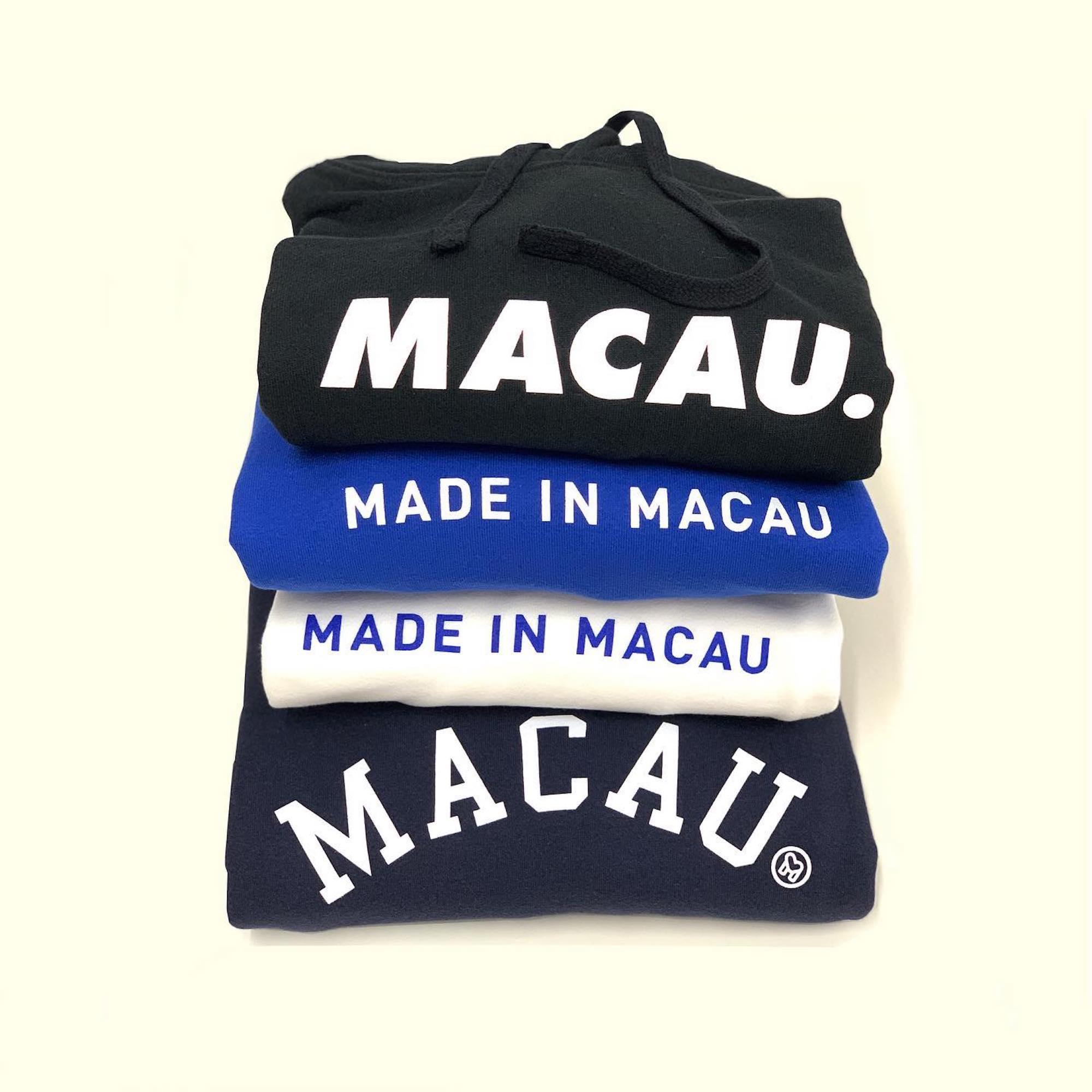 'Macau' Hoodie designs by Loving Macau