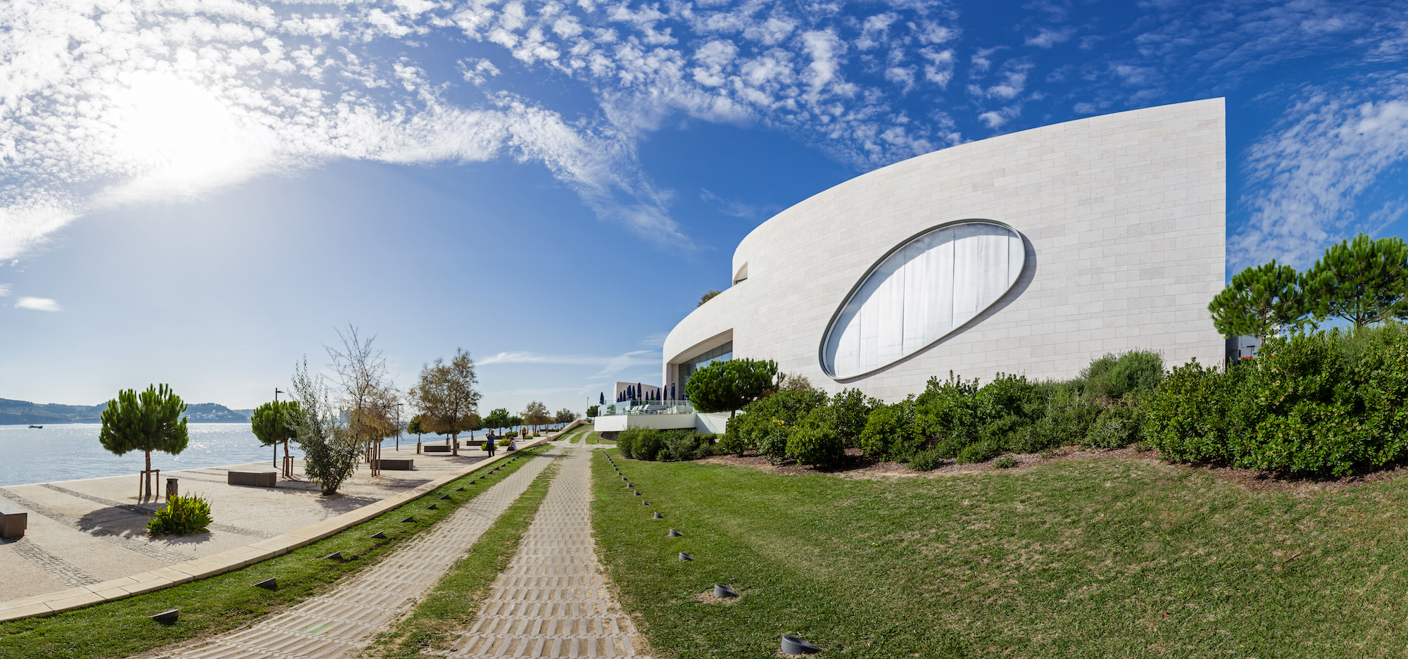 The Champalimaud foundation in Lisbon