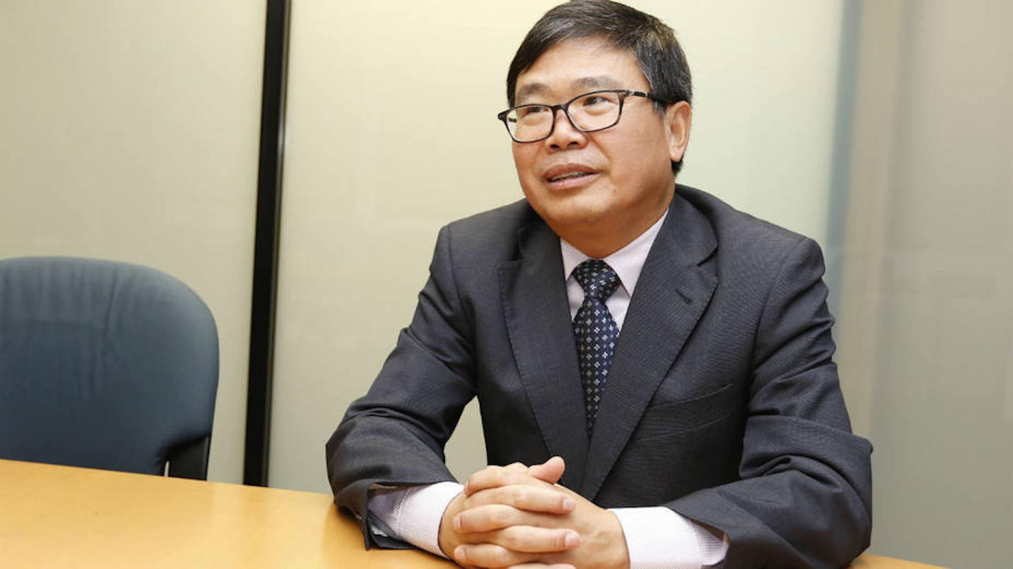 Chinese Ambassador to Portugal Zhao Bentang