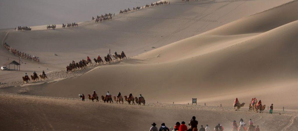 CHINA-LABOR DAY HOLIDAY-TOURISM (CN)