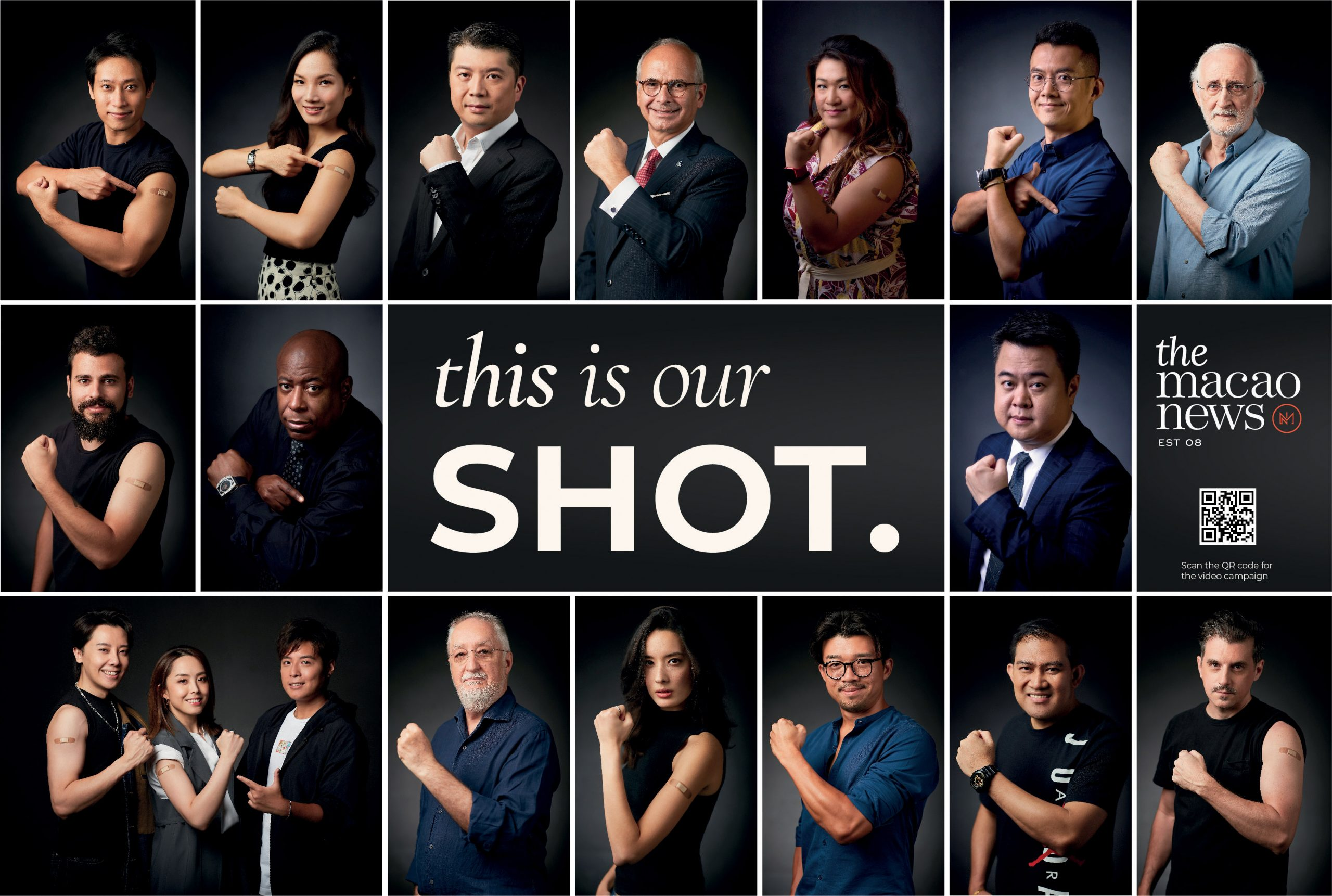 This is our shot