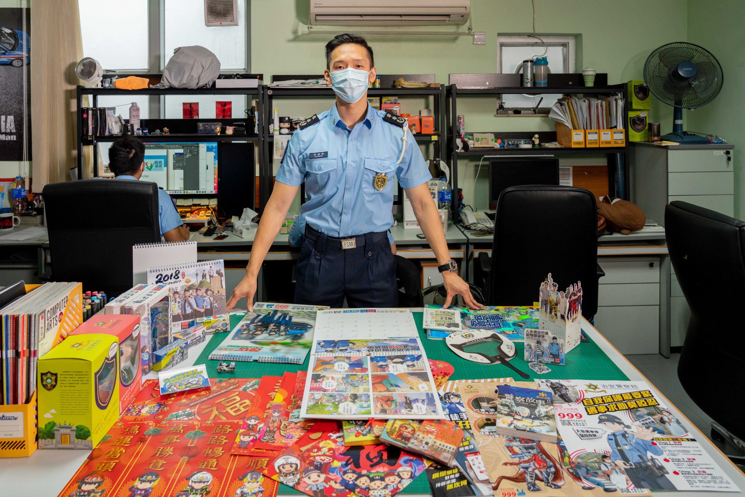 Chief Superintendent Lei Tak Fai