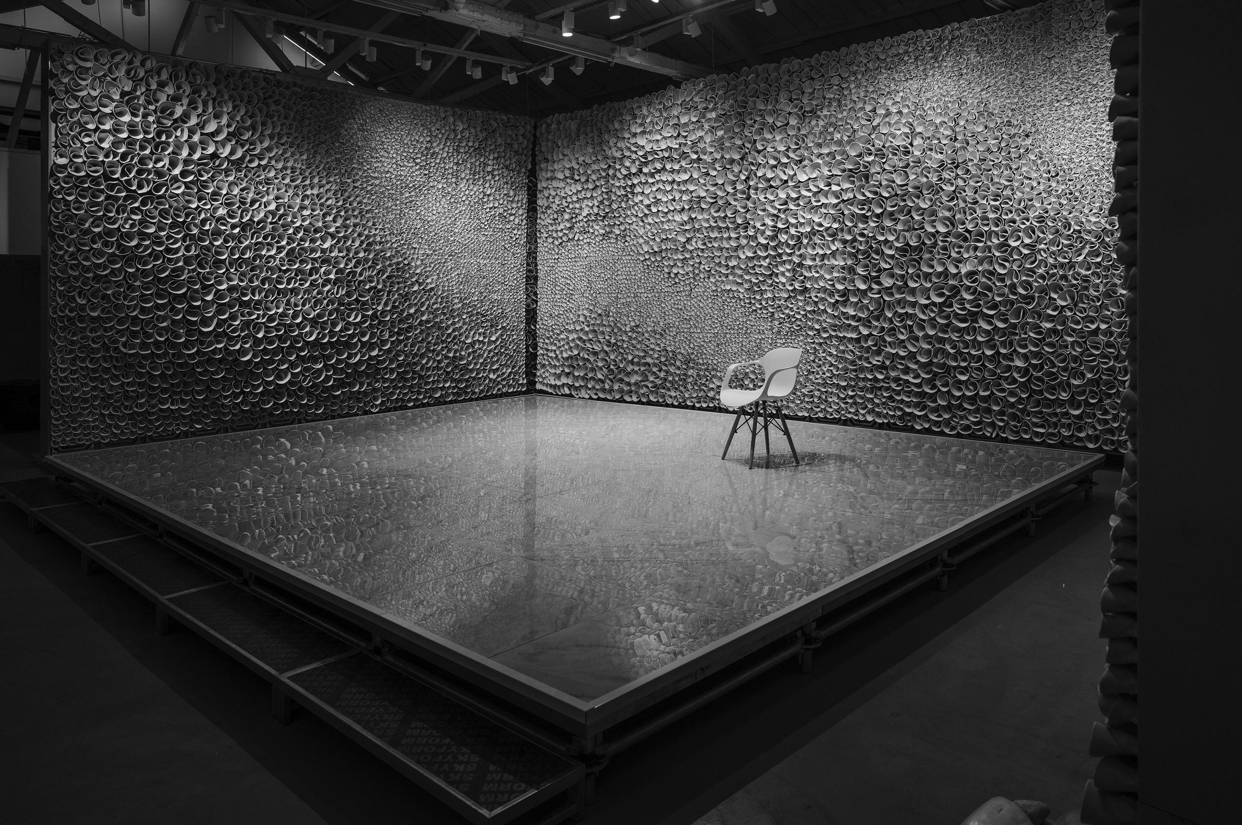 'Box of Life' (2021) by Zhu Legeng